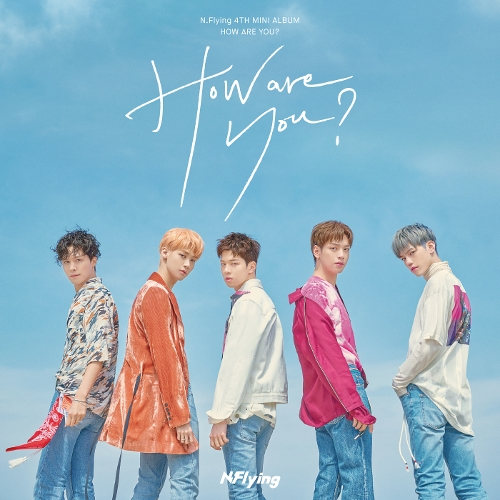 N.Flying – 4TH MINI ALBUM [HOW ARE YOU?]