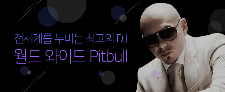 전세계를 누비는 최고의 월드와이드 DJ Pitbull [Climate Change]