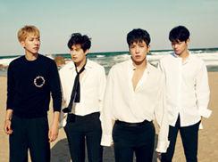 CNBLUE (씨엔블루) [7℃N] 앨범 발매 이벤트 배너 이미지