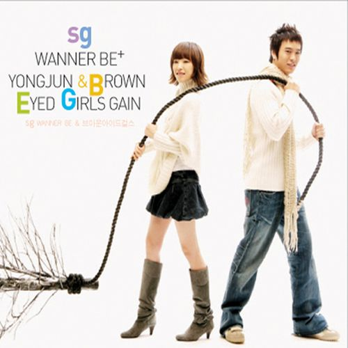 GAIN, Yong Jun – SG Wannabe Yong Jun & Brown Eyed Girls Gain – Single