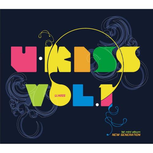 U-KISS – New Generation – Single