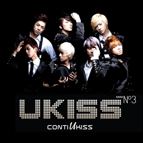 U-Kiss – Conti Ukiss – Single (FLAC)