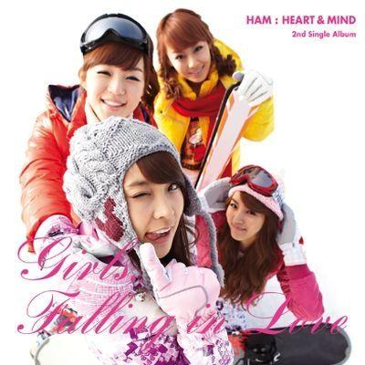 HAM – Girls, Falling In Love – Single