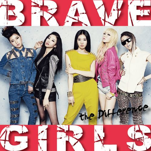 Brave Girls – Brave Girls : The Difference – Single
