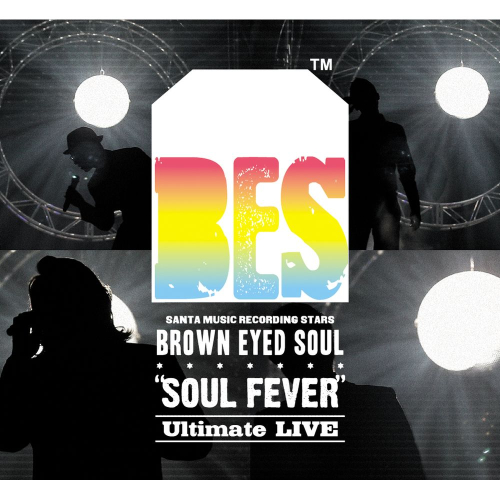 BROWN EYED SOUL – Brown Eyed Soul Live Album `SOUL FEVER` (FLAC)