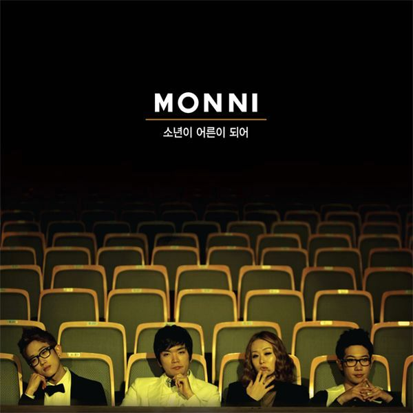 MONNI – A Boy Become an Adult – EP