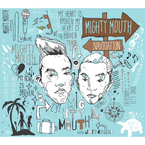 Mighty Mouth – Navigation – EP (FLAC)