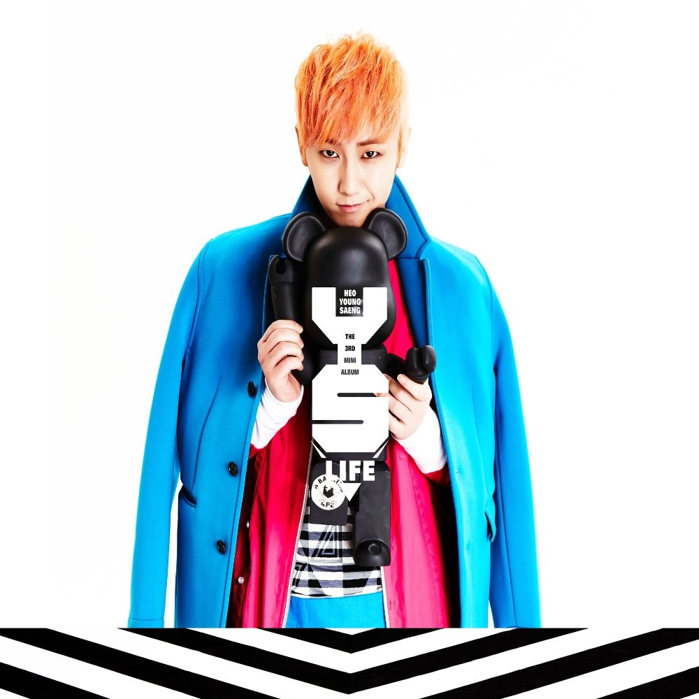 Heo Young Saeng – LIFE – EP (FLAC + ITUNES MATCH AAC M4A)