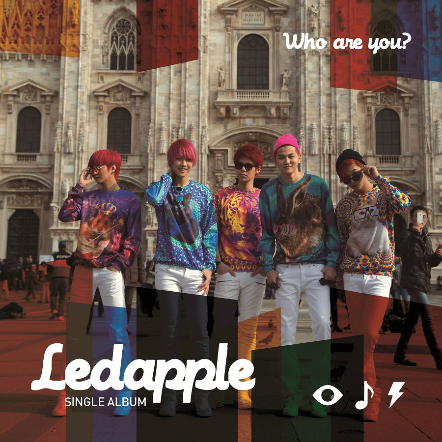 LEDApple – Who are you – Single