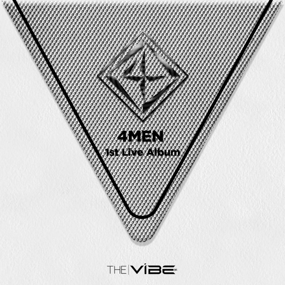 4MEN – 4MEN 1st Live Album