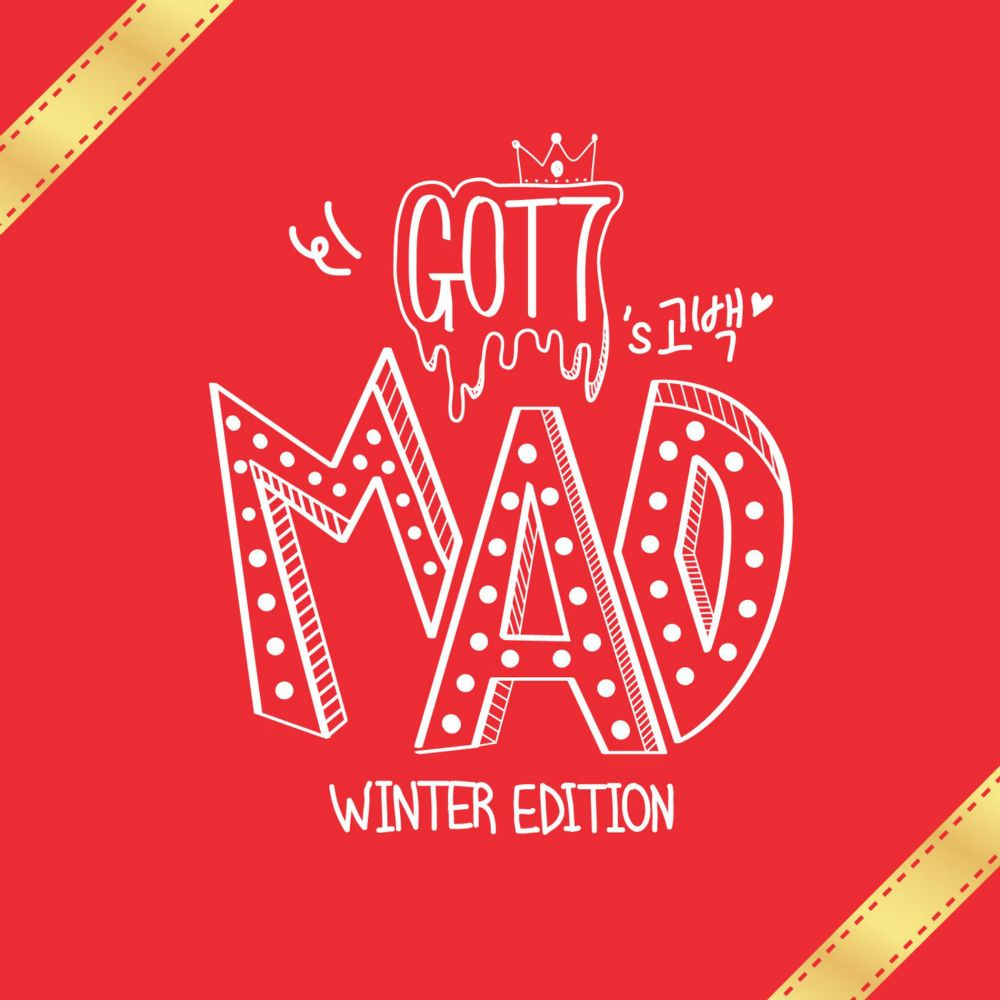 GOT7 – MAD Winter Edition (FLAC + ITUNES PLUS AAC M4A)