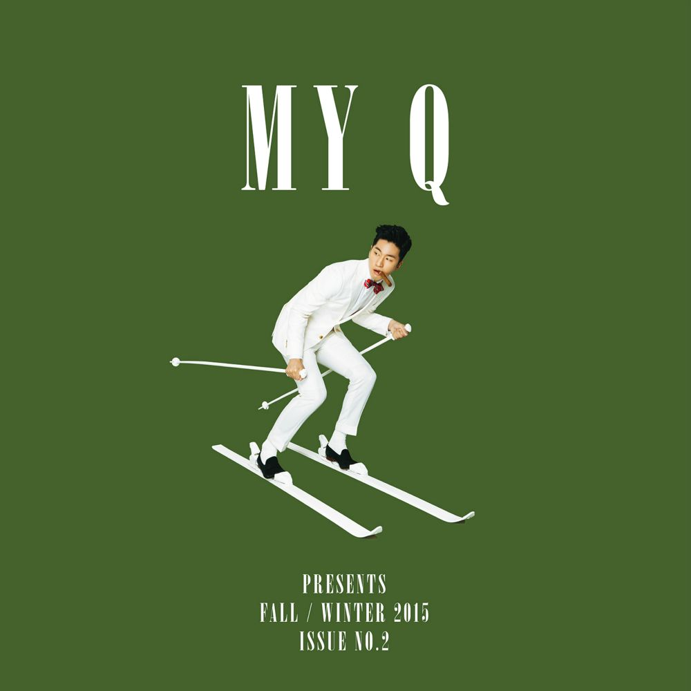 My Q – MY Q FALL / WINTER 2015 Issue No.2