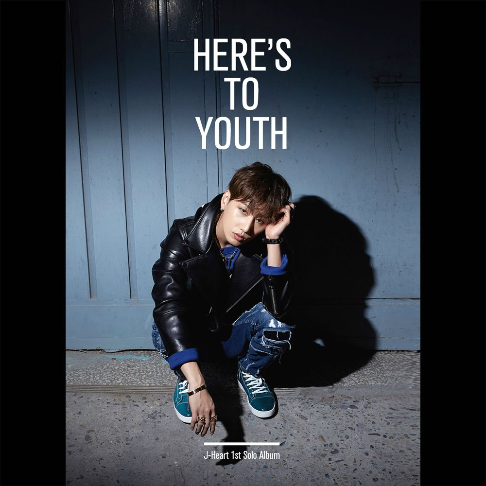 J.Heart – Here`s To Youth – EP