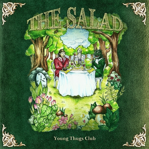 Young Thugs Club – Salad – Single