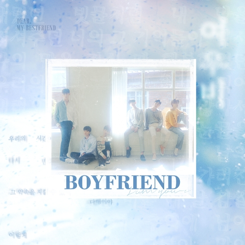 BOYFRIEND – Sunshower – Single
