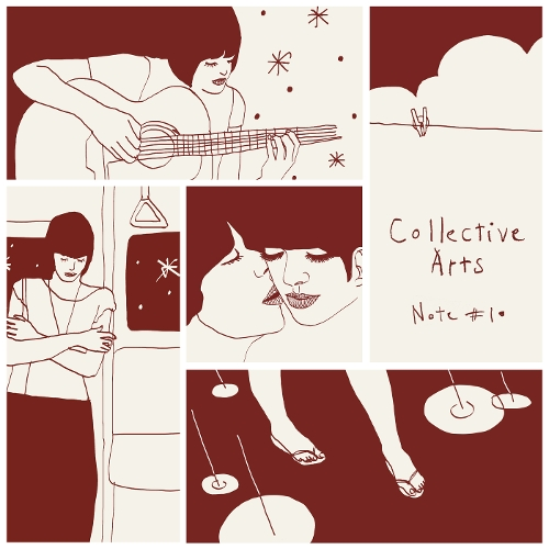 Collective Arts – Note#10 – EP