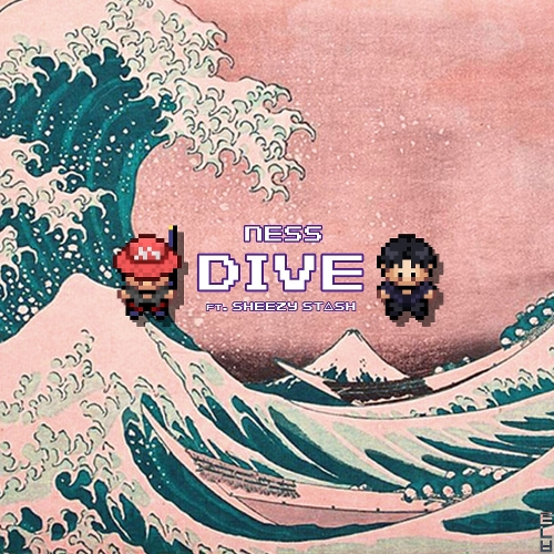 ness – dive (Feat. SHEEZY STASH) – Single