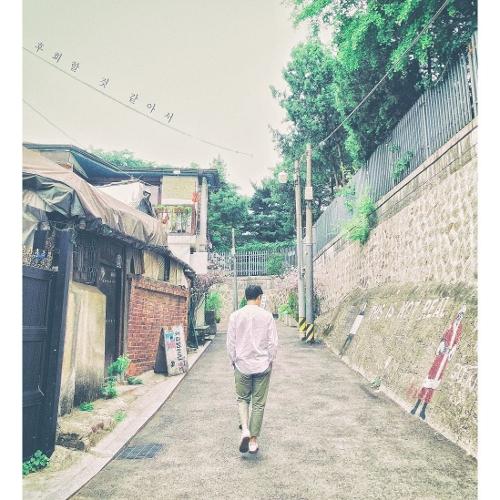 Piano Man (Kim Sejung)  – Just Friends – Single