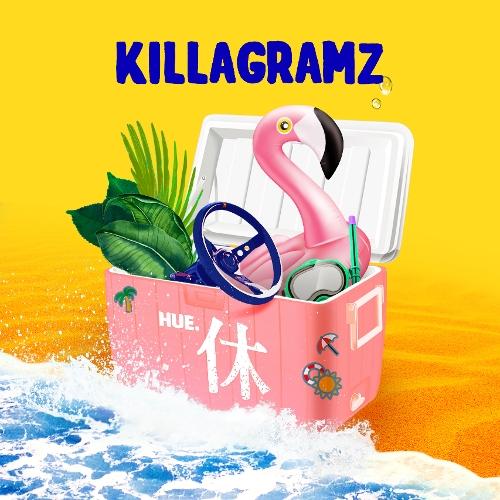 KILLAGRAMZ – HUE. 休 – EP