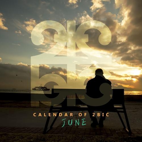 2BIC – Calendar of 2BIC (June) – Single