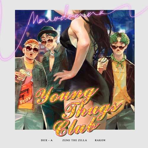 Young Thugs Club – Madonna – Single (FLAC)