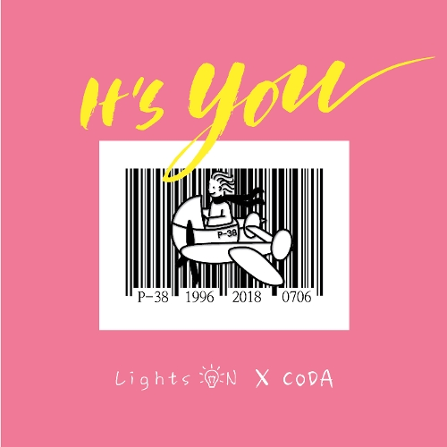 P-38 – It's you – Single