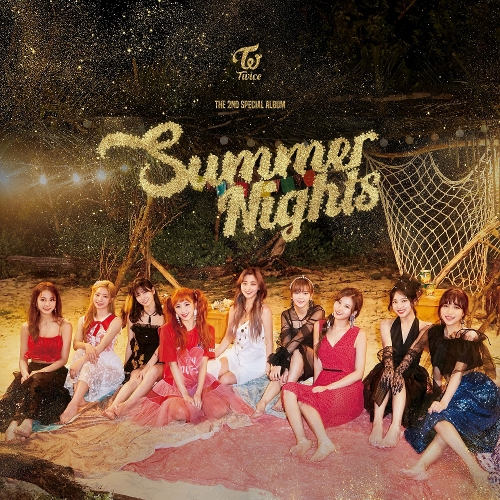 TWICE – Summer Nights (FLAC + ITUNES PLUS AAC M4A)