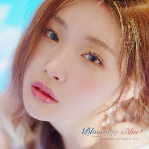 CHUNG HA – 3rd Mini Album 'Blooming Blue' (FLAC + ITUNES PLUS AAC M4A)