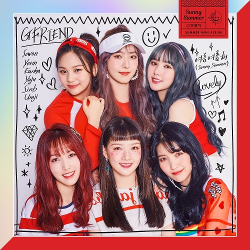 GFRIEND – Summer Mini Album `Sunny Summer` (FLAC + ITUNES PLUS AAC M4A)