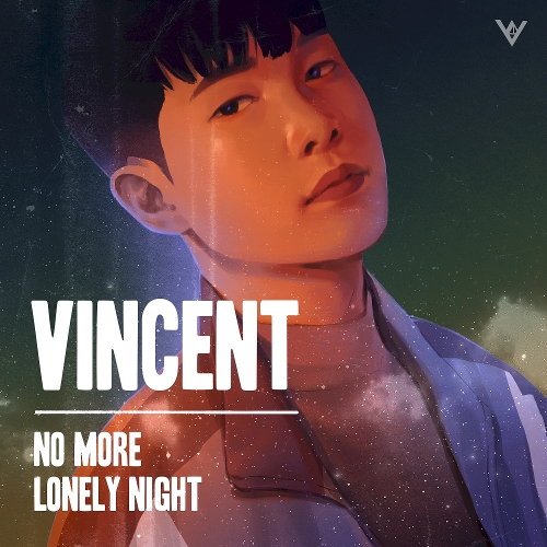 VINCENT – No more Lonely night – Single