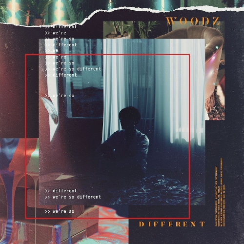 WOODZ – DIFFERENT – Single