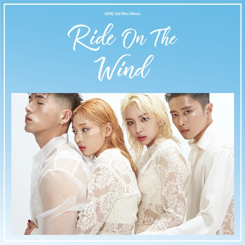 DL MP3] KARD - KARD 3rd Mini Album `RIDE ON THE WIND` (FLAC + ITUNES