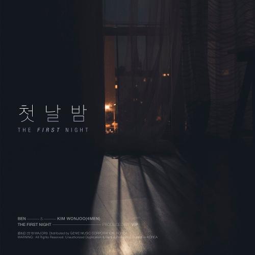 BEN, KIM WON JOO (4MEN) – The First Night – Single (ITUNES MATCH AAC M4A)