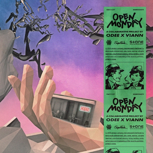 ODEE X VIANN – OPEN MONDAY (ITUNES MATCH AAC M4A)
