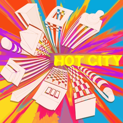 Hey Men – Hot City – Single