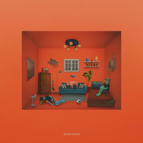 KANG GOGH – Orange Room – Single (ITUNES MATCH AAC M4A)