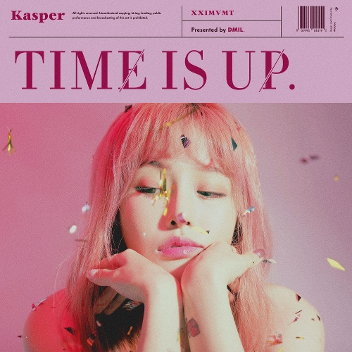 KASPER – TIME IS UP – EP (ITUNES MATCH AAC M4A)