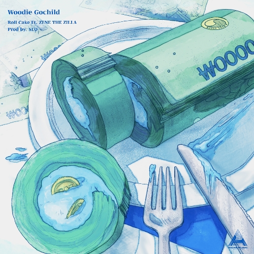Woodie Gochild – Roll Cake (Feat. ZENE THE ZILLA) (Prod. SLO) – Single (ITUNES MATCH AAC M4A)