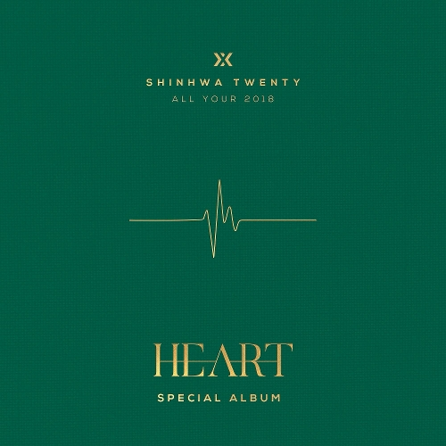 SHINHWA – SHINHWA TWENTY SPECIAL ALBUM `HEART` – EP (FLAC + ITUNES PLUS AAC M4A)