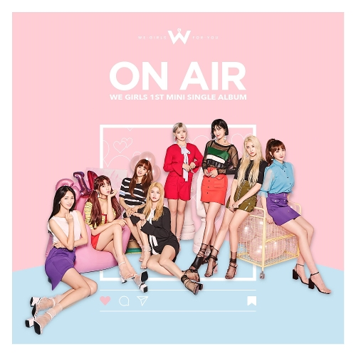 We Girls – On Air – EP (ITUNES MATCH AAC M4A)