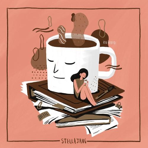 Stella Jang – Under Caffeine – Single