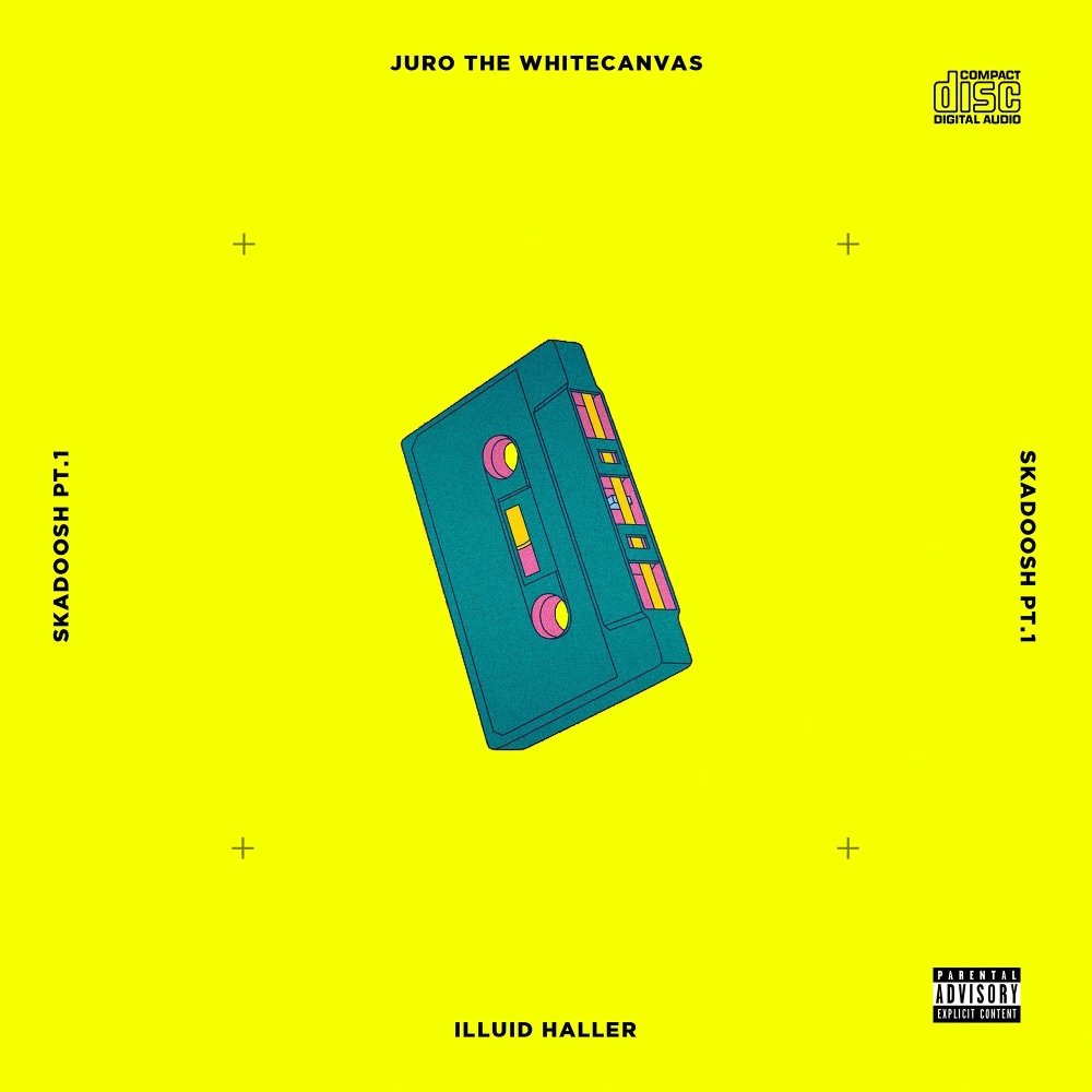 Juro the Whitecanvas – Skadoosh Pt. 1 – EP