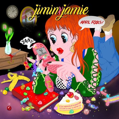 Jimin Park – jiminxjamie – EP (FLAC + ITUNES PLUS AAC M4A + Digital Booklet)