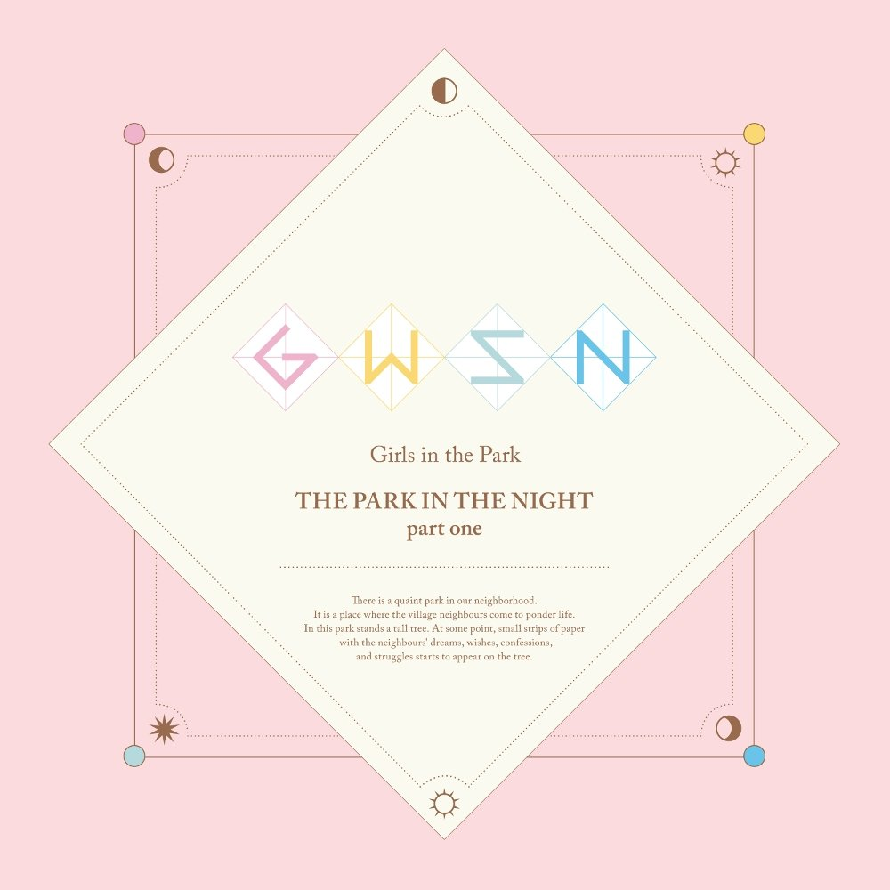 GWSN – 1st Album – THE PARK IN THE NIGHT Part one (FLAC + ITUNES PLUS AAC M4A)