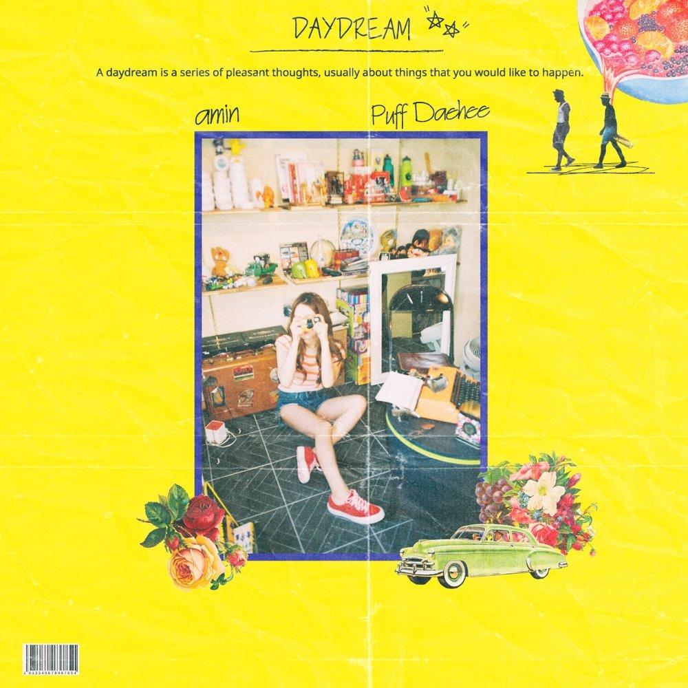 amin –  Daydream (Feat. Puff Daehee) – Single