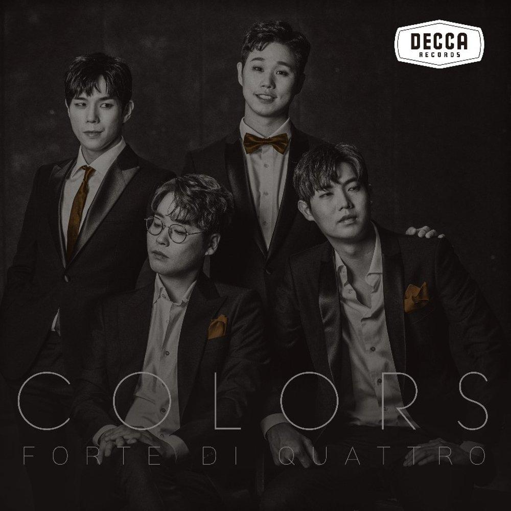 Forte Di Quattro – Colors – EP