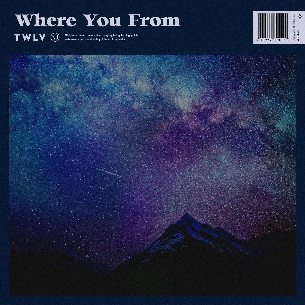 TWLV – Where You From – Single (ITUNES MATCH AAC M4A)