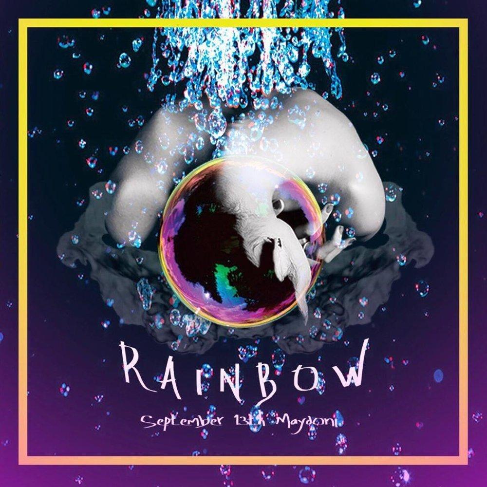 MAYDONI – Rainbow – Single