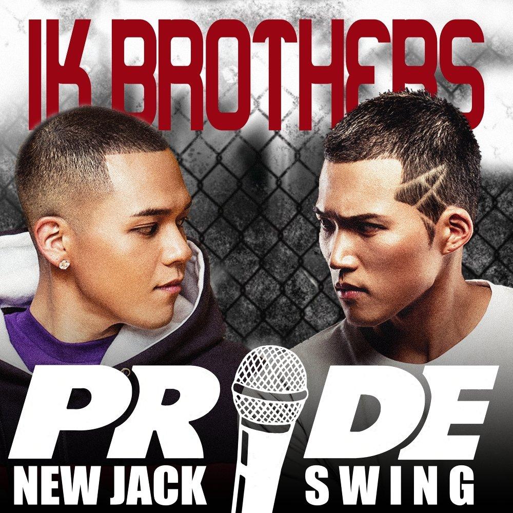 IK BROTHERS – PRIDE – Single
