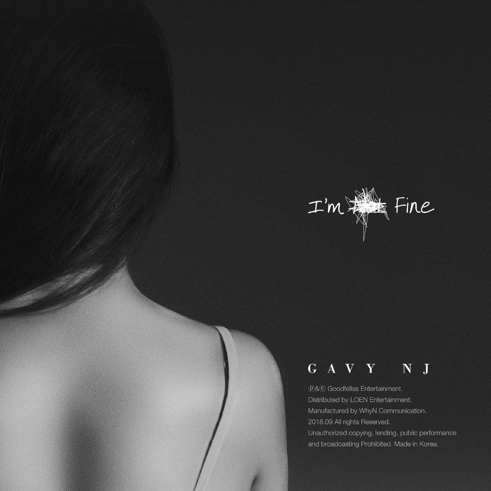 Gavy NJ – I'm Fine – Single (FLAC)